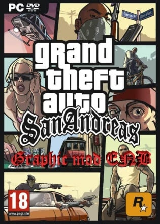 Grand Theft Auto: San Andreas - Graphic mod ENB