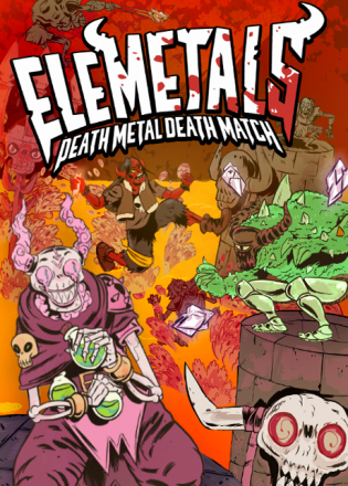 EleMetals: Death Metal Death Match!