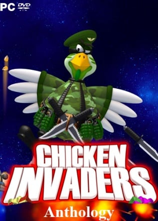 Chicken Invaders Anthology