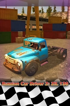 Russian Car Driver 2 ZIL 130