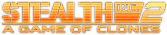 Логотип Stealth Inc 2: A Game of Clones