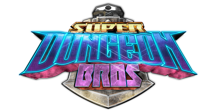 Логотип Super Dungeon Bros