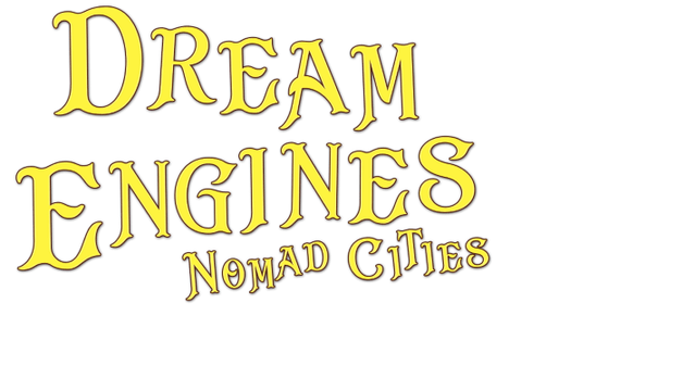 Логотип Dream Engines Nomad Cities