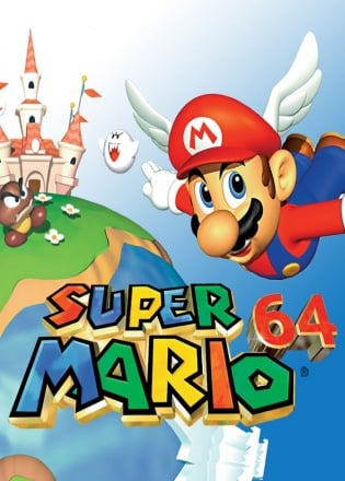 SUPER MARIO 64 FULL PC PORT