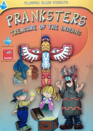 Pranksters: Treasure of the Indians