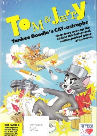 Tom and Jerry + Yankee Doodle's