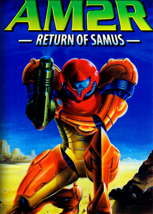 Project AM2R (Metroid II: Return of Samus)