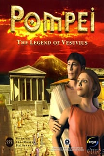 Pompei: The Legend of Vesuvius