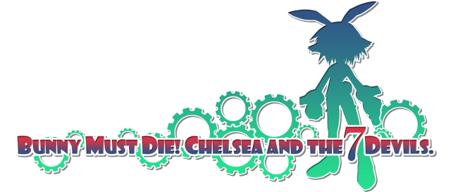Логотип Bunny Must Die: Chelsea and the 7 Devils