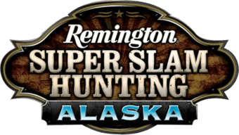 Логотип Remington Super Slam Hunting: Alaska