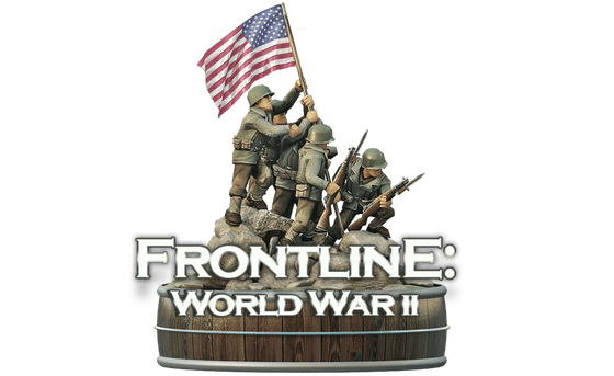 Логотип Frontline: World War 2