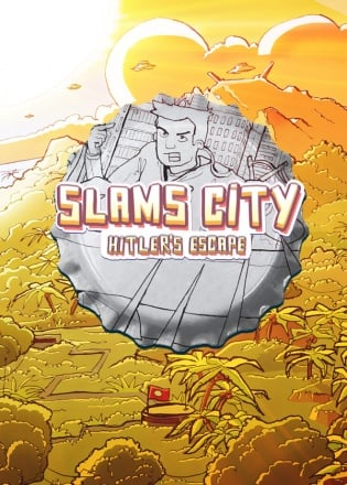 Slams City. Hitler's Escape.