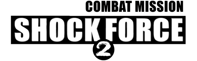 Логотип Combat Mission Shock Force 2