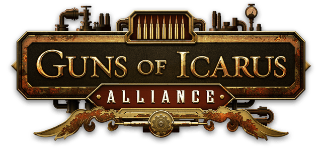 Логотип Guns of Icarus Alliance