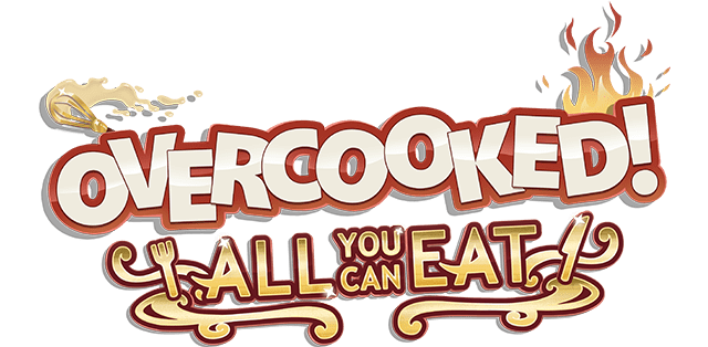 Логотип Overcooked! All You Can Eat