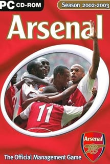 Arsenal The Official Management Game Season 2002-2003