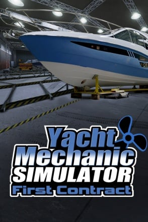 Yacht Mechanic Simulator 2021: First Contract