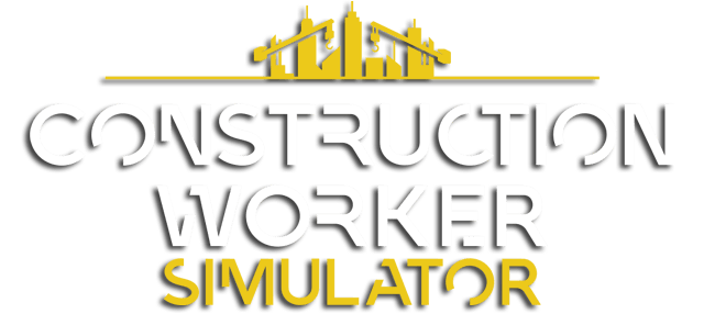 Логотип Construction Worker Simulator